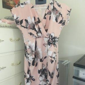 PinkBlush Maternity Dress S